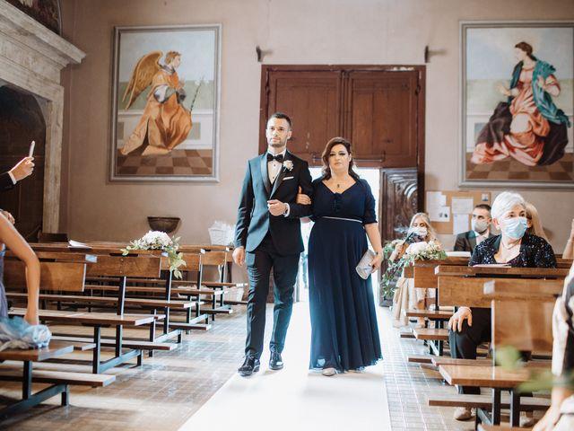 Il matrimonio di Vincenzo e Federica a Parma, Parma 48