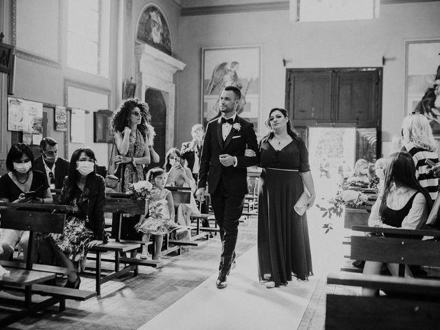 Il matrimonio di Vincenzo e Federica a Parma, Parma 50