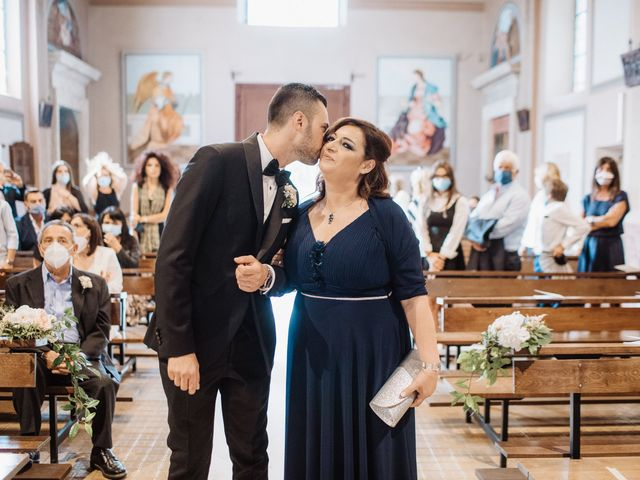 Il matrimonio di Vincenzo e Federica a Parma, Parma 53