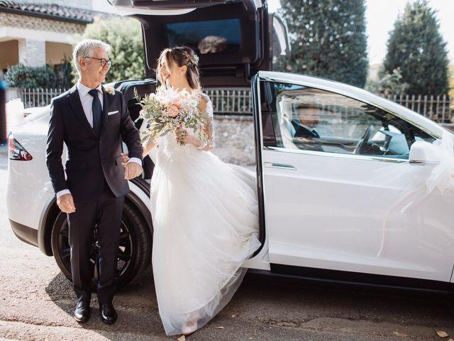 Il matrimonio di Vincenzo e Federica a Parma, Parma 56