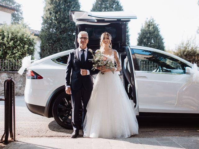 Il matrimonio di Vincenzo e Federica a Parma, Parma 57