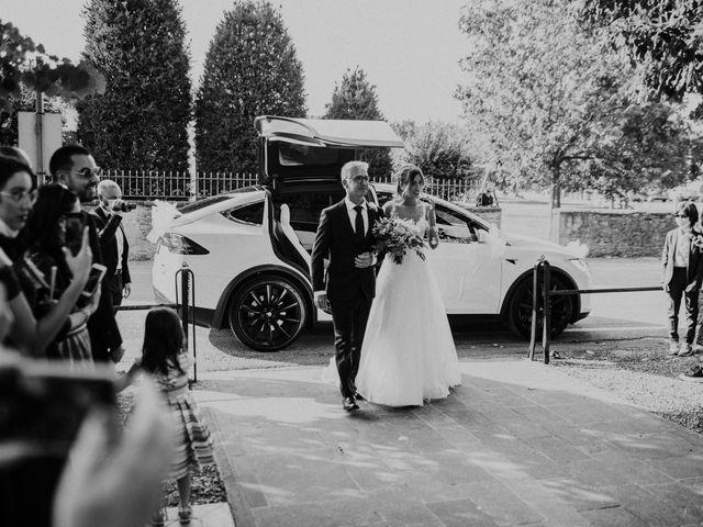 Il matrimonio di Vincenzo e Federica a Parma, Parma 58