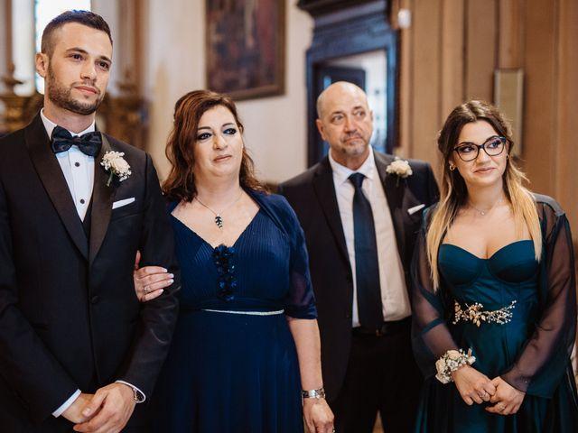 Il matrimonio di Vincenzo e Federica a Parma, Parma 61