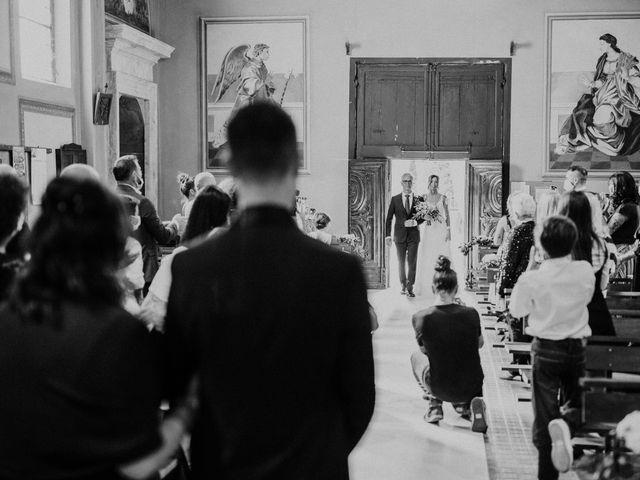 Il matrimonio di Vincenzo e Federica a Parma, Parma 62