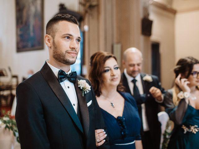 Il matrimonio di Vincenzo e Federica a Parma, Parma 63