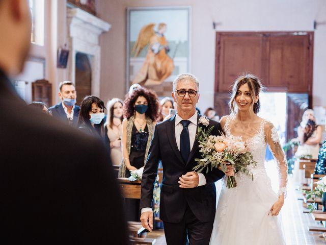 Il matrimonio di Vincenzo e Federica a Parma, Parma 64