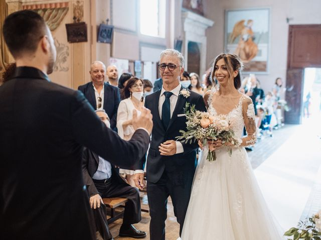 Il matrimonio di Vincenzo e Federica a Parma, Parma 65