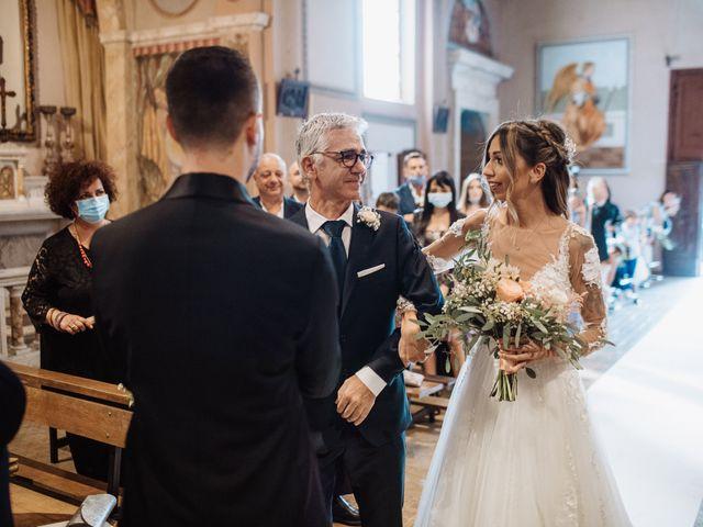 Il matrimonio di Vincenzo e Federica a Parma, Parma 66