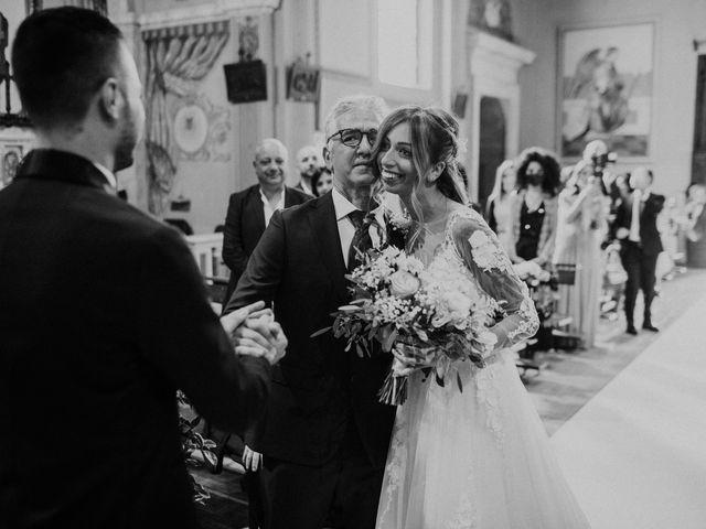Il matrimonio di Vincenzo e Federica a Parma, Parma 67