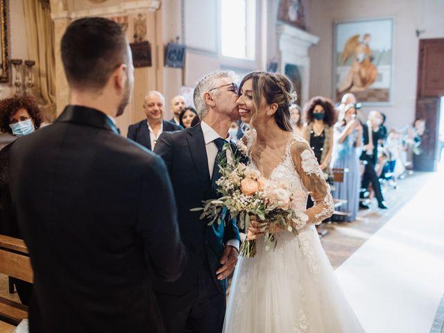 Il matrimonio di Vincenzo e Federica a Parma, Parma 68