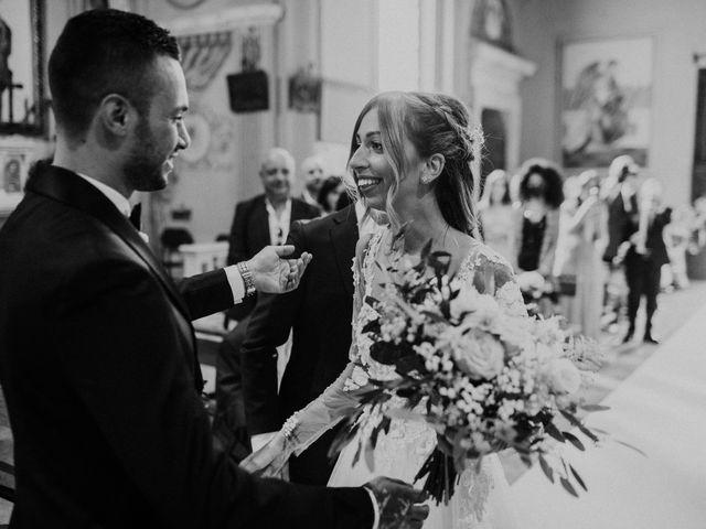 Il matrimonio di Vincenzo e Federica a Parma, Parma 69