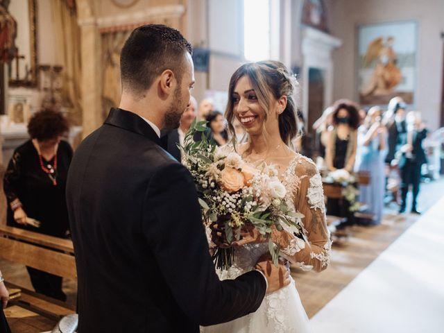 Il matrimonio di Vincenzo e Federica a Parma, Parma 70