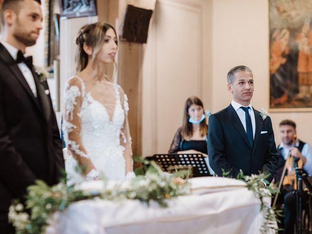 Il matrimonio di Vincenzo e Federica a Parma, Parma 71