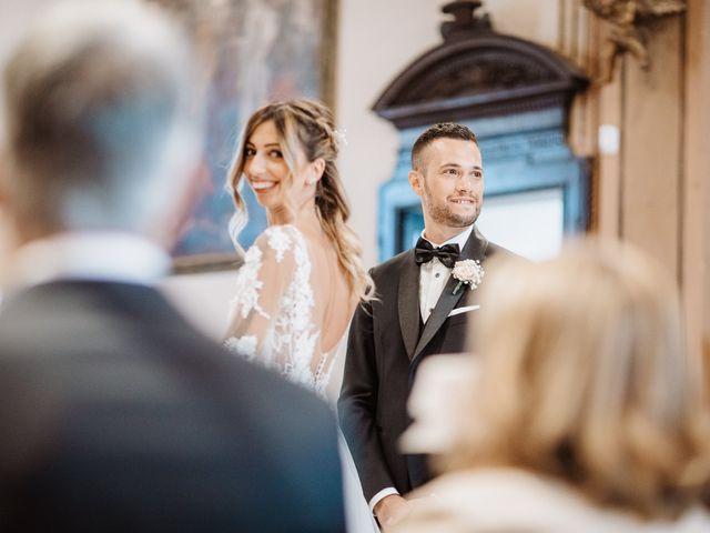 Il matrimonio di Vincenzo e Federica a Parma, Parma 74