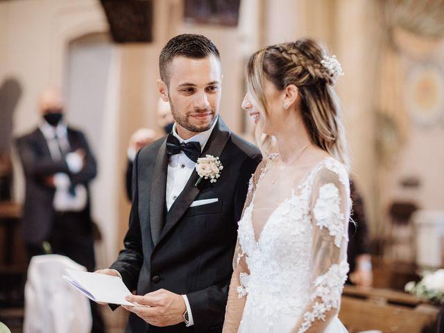 Il matrimonio di Vincenzo e Federica a Parma, Parma 75