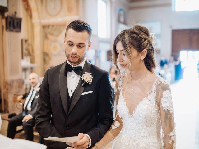 Il matrimonio di Vincenzo e Federica a Parma, Parma 78