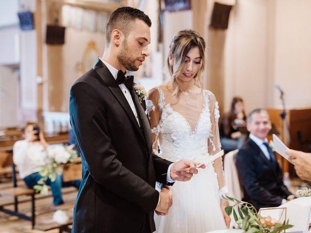 Il matrimonio di Vincenzo e Federica a Parma, Parma 79