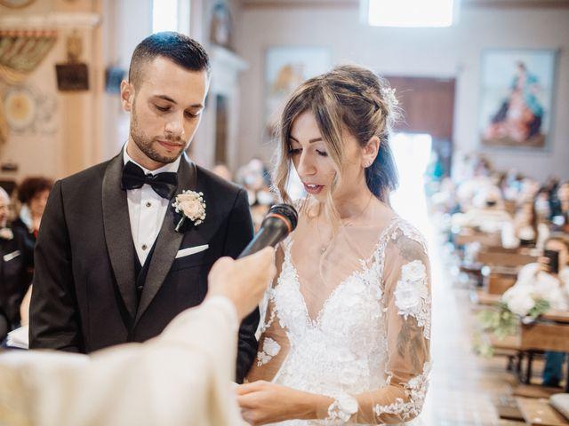 Il matrimonio di Vincenzo e Federica a Parma, Parma 80