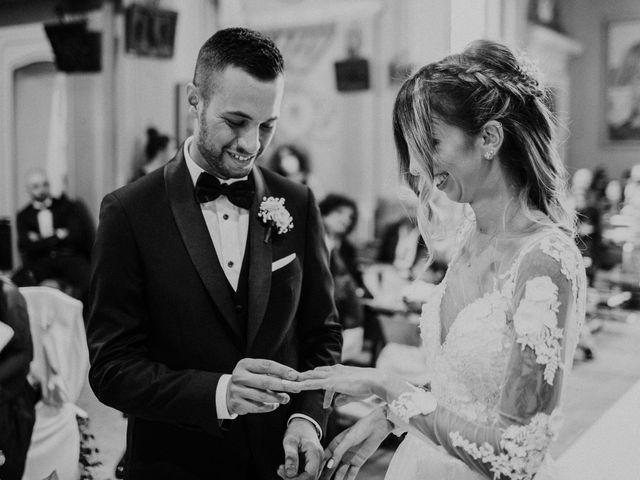 Il matrimonio di Vincenzo e Federica a Parma, Parma 82