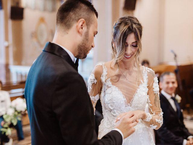 Il matrimonio di Vincenzo e Federica a Parma, Parma 83