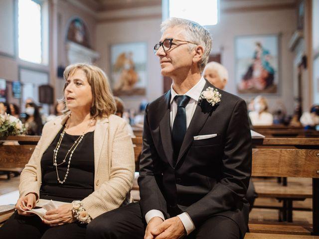 Il matrimonio di Vincenzo e Federica a Parma, Parma 84