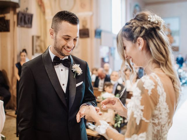 Il matrimonio di Vincenzo e Federica a Parma, Parma 85