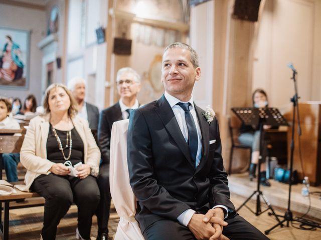 Il matrimonio di Vincenzo e Federica a Parma, Parma 86
