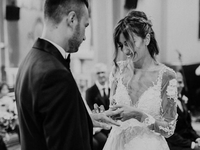 Il matrimonio di Vincenzo e Federica a Parma, Parma 87