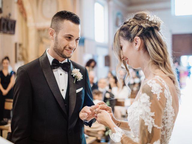 Il matrimonio di Vincenzo e Federica a Parma, Parma 89