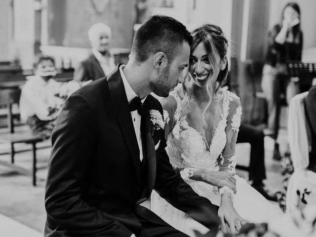 Il matrimonio di Vincenzo e Federica a Parma, Parma 90