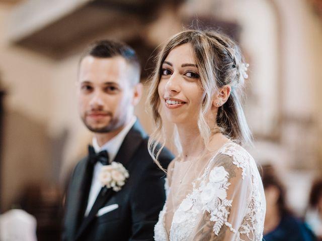 Il matrimonio di Vincenzo e Federica a Parma, Parma 91
