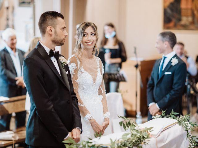 Il matrimonio di Vincenzo e Federica a Parma, Parma 92