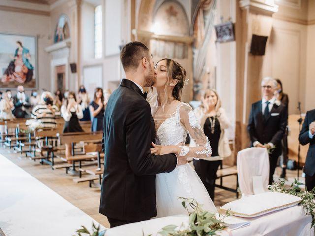 Il matrimonio di Vincenzo e Federica a Parma, Parma 93