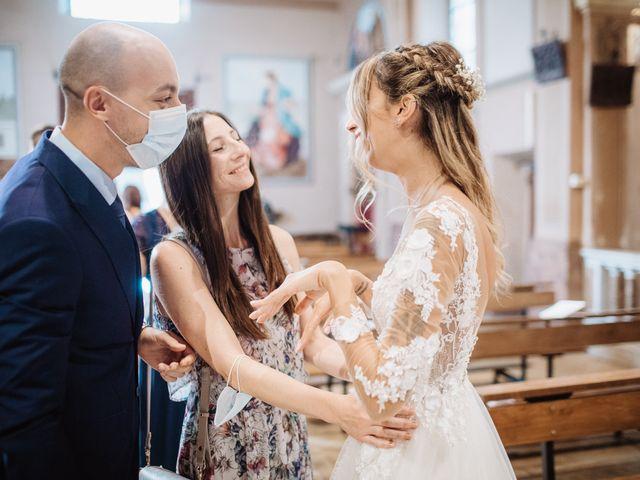 Il matrimonio di Vincenzo e Federica a Parma, Parma 98