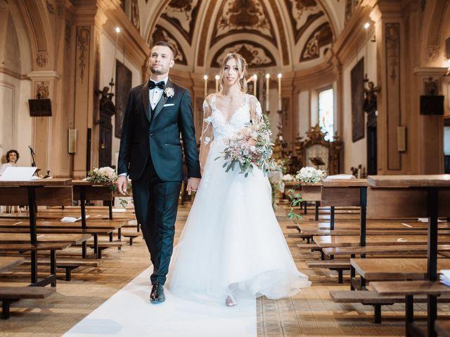 Il matrimonio di Vincenzo e Federica a Parma, Parma 99