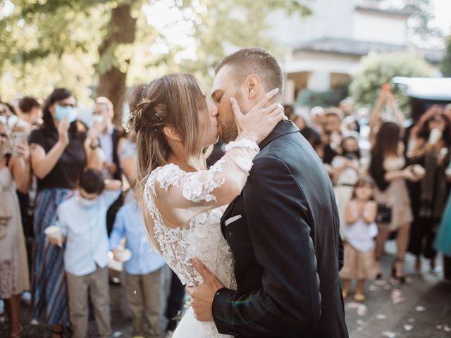 Il matrimonio di Vincenzo e Federica a Parma, Parma 103