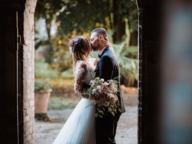 Il matrimonio di Vincenzo e Federica a Parma, Parma 108