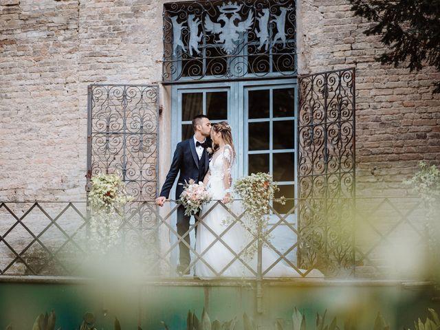 Il matrimonio di Vincenzo e Federica a Parma, Parma 110