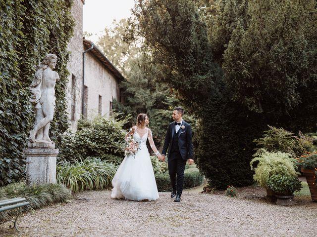 Il matrimonio di Vincenzo e Federica a Parma, Parma 111