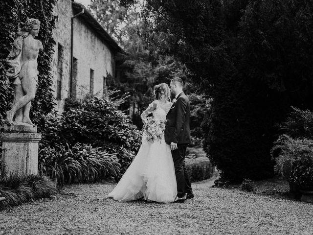 Il matrimonio di Vincenzo e Federica a Parma, Parma 112