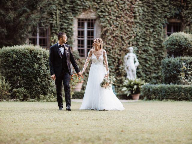 Il matrimonio di Vincenzo e Federica a Parma, Parma 113