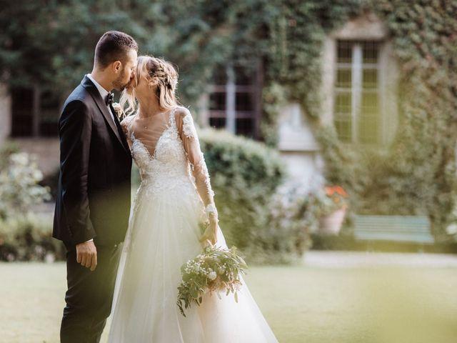Il matrimonio di Vincenzo e Federica a Parma, Parma 114