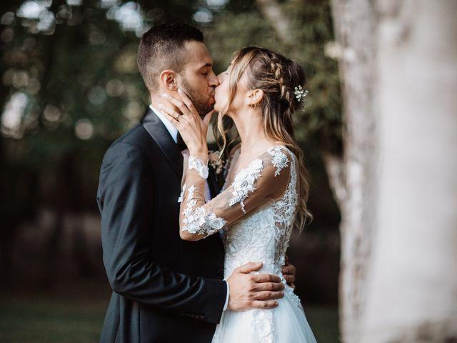 Il matrimonio di Vincenzo e Federica a Parma, Parma 115