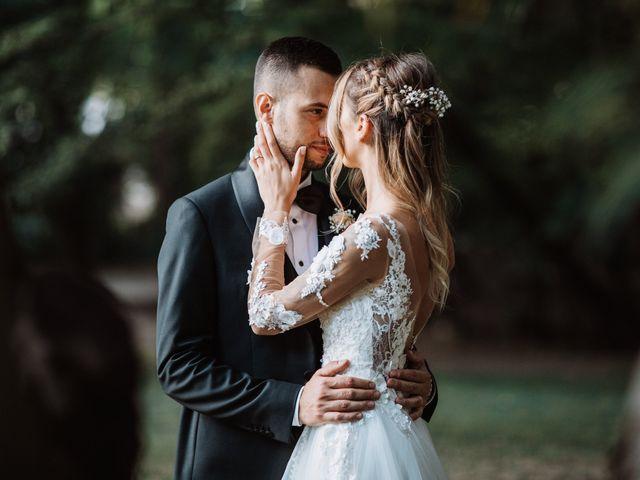 Il matrimonio di Vincenzo e Federica a Parma, Parma 116