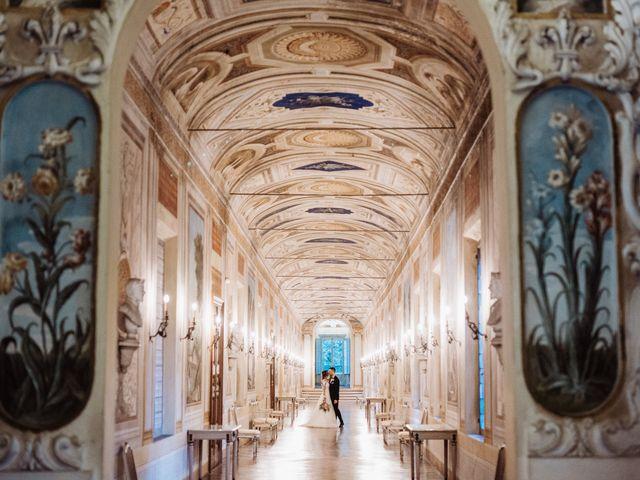 Il matrimonio di Vincenzo e Federica a Parma, Parma 117
