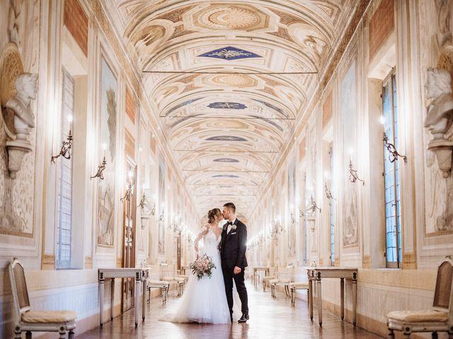 Il matrimonio di Vincenzo e Federica a Parma, Parma 119