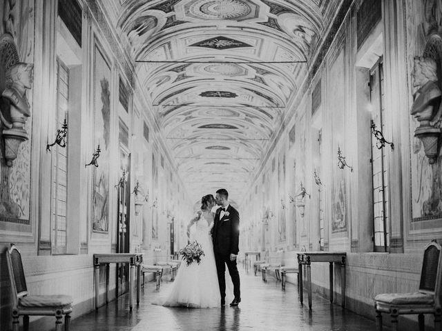 Il matrimonio di Vincenzo e Federica a Parma, Parma 120
