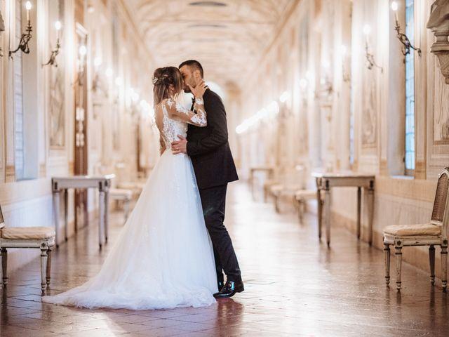Il matrimonio di Vincenzo e Federica a Parma, Parma 121
