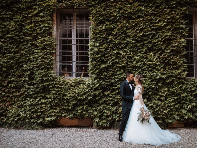 Il matrimonio di Vincenzo e Federica a Parma, Parma 122