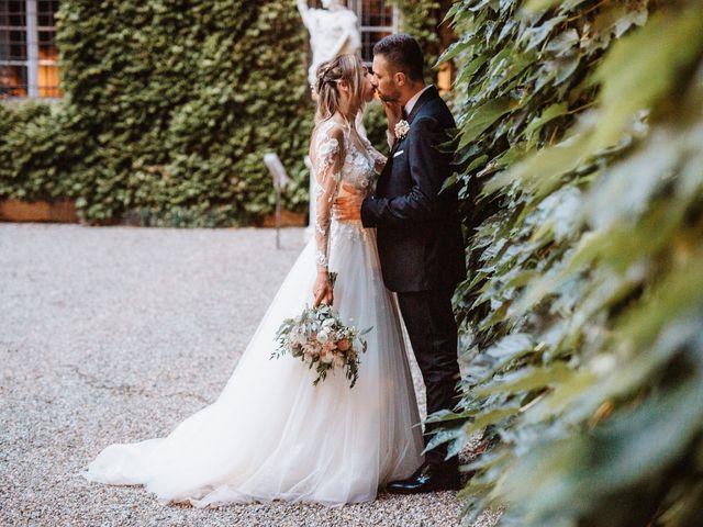 Il matrimonio di Vincenzo e Federica a Parma, Parma 123